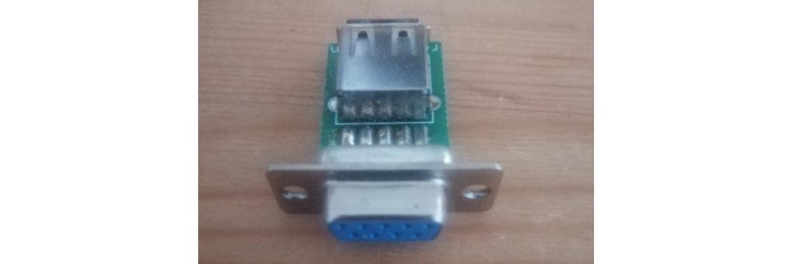 Amiga USB Mouse Adapter