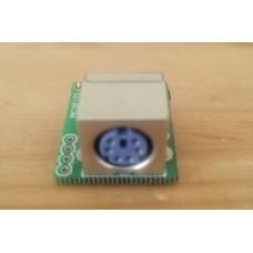 Amiga - Amiga 500 - PS2 Keyboard Adapter